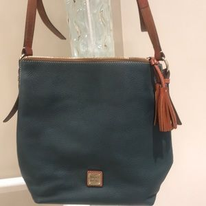 As new Dooney & Bourke large purse